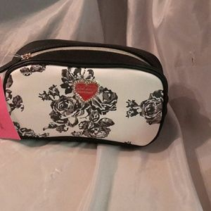 Betsey johnson cosmetic loaf NWT